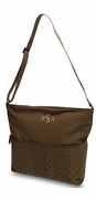 Ladies Canvas Carry-all Tote Bag|Monogrammed