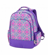 Lila Backpack|Personalized