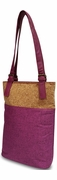 Lunch Wine Tote Bag for Woman