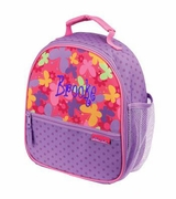 Monogram Butterfly Lunch Bag