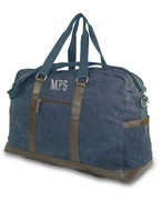 Monogram Getaway Duffle Bag - Denim