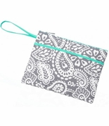 Monogram Paisley Cosmetic Bag