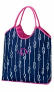 Monogram Sailing Rope Beach Tote