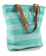 Monogram Small Tote Bag