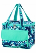 Monogrammed Lunch Tote Bag