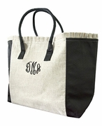 Mother of the Bride - Bridal Party Tote|Personalized|Embroidered