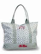 Ole Miss Tote Bag|Monogram