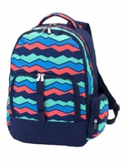 Overlook Pattern Backpack