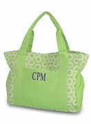 Personalized Canvas Diaper Bags|Embroidered
