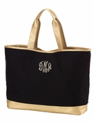 Personalized City Tote Bag|Monogram