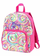 Personalized Girls Preschool Backpack