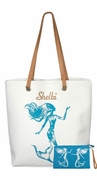 Personalized Summer Beach Tote Bags