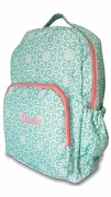 School Backpacks for Girl|Monogrammed