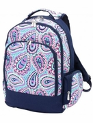 Sophie Embroidered Backpack for Back to School