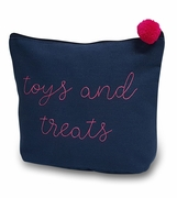 Toys and Treats Accessory Pouch