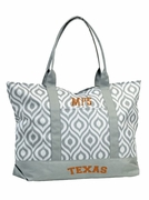 University Texas Tote Bag - Embroidered|Personalized