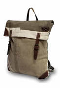 Vintage Messenger Backpack Bag