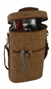 Wine Tote - Two Bottle Insulated Carrier