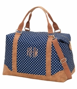 Woman's Overnighter Duffle Bag|Monogram