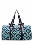 Women's Quilted Overnight Bag|Monogrammed