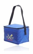 Zippered Cooler Lunch Bag
