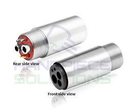 5 hole to 6 pin Universal Adapter with LED bulb