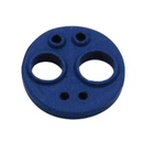 Blue End Gasket' fits 4 hole or 6 pin' 1 pkg.