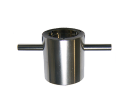 Heavy duty back cap wrench for KaVo 635B and 637B high speed handpiece
