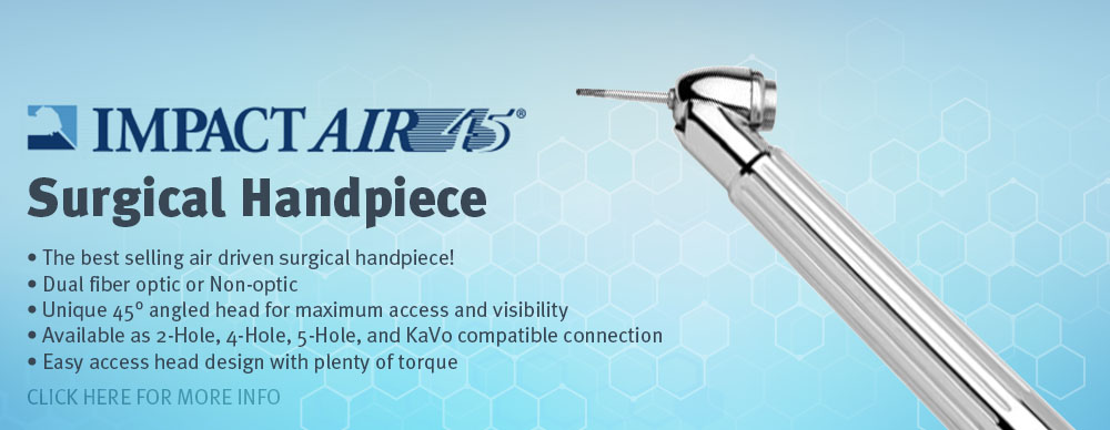 Impact Air - Surgical Handpiece