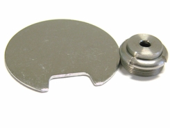 Impact Air 45 Model 9 push button head cap with cap wrench