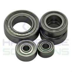 Replacement bearing kit for UG33 handpiece