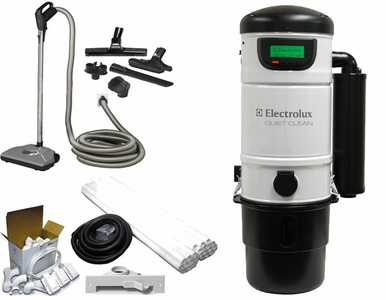 <h3>Central Vacuum Systems</h3>
