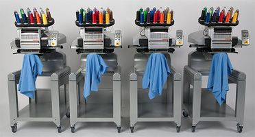 <h3>Commercial Embroidery Machines</h3><h4> <p>Packages available starting at just $105/mo.</p></h4>
