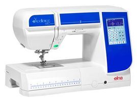 Elna eXcellence 680 Sewing and Quilting Machine - SWISS DESIGN  <p><b><i><font color=RED><i>ELNA BLACK FRIDAY SALE GOING ON NOW!!</font></b></i></p><B>LOWEST PRICE GUARANTEE 800-522-8938!</B>