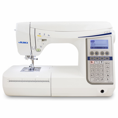 JUKI HZL-DX5 PROFESSIONAL QUALITY QUILTING AND SEWING MACHINE