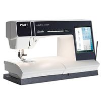 Pfaff Creative Vision 5.0  Sewing and Embroidery Machine Made in Sweden + EXTRAS