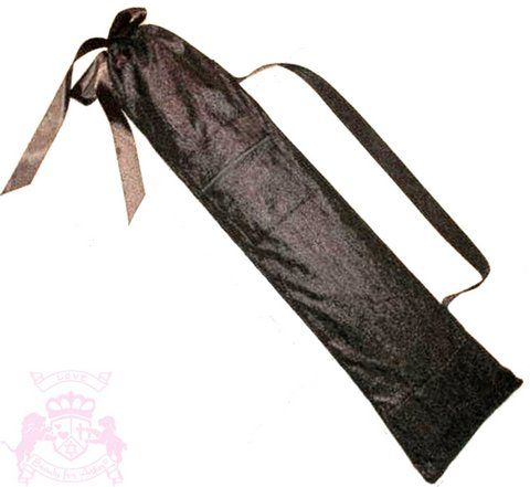 Custom Made Bronze Worship Flag Bag with Ribbon Tie Closure & Iridescent Lining/Zippered Pocket by Beauty for Ashes®