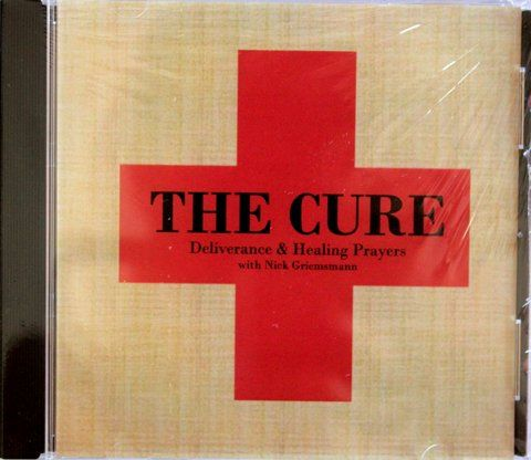 THE CURE DELIVERANCE AND HEALING ANOINTED PRAYERS CD