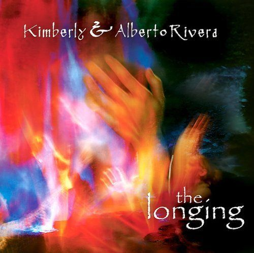 The Longing - Passionate Spontaneous Expressions of Love Jesus Prophetic Worship Audio CD by Kimberly & Alberto Rivera