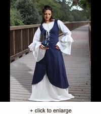 Anne of Cleaves Peasant Overdress