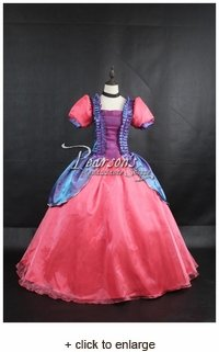 Cinderella Sister Anastasia Dress