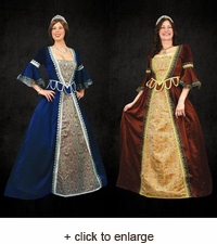 Florentine Gown Renaissance Dress