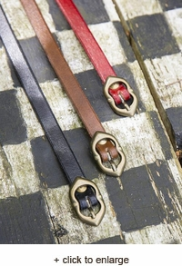 Godfrey Leather Belt