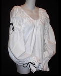 Long Sleeve Pirate Chemise Top