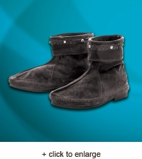 Medieval Low Boots