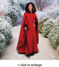 Red Queen Coat