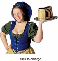 Sale Barmaid Bodice