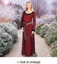 Sale Normandy Gown