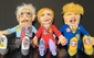 2016 Presidential Parody Dog Toy - Hillary