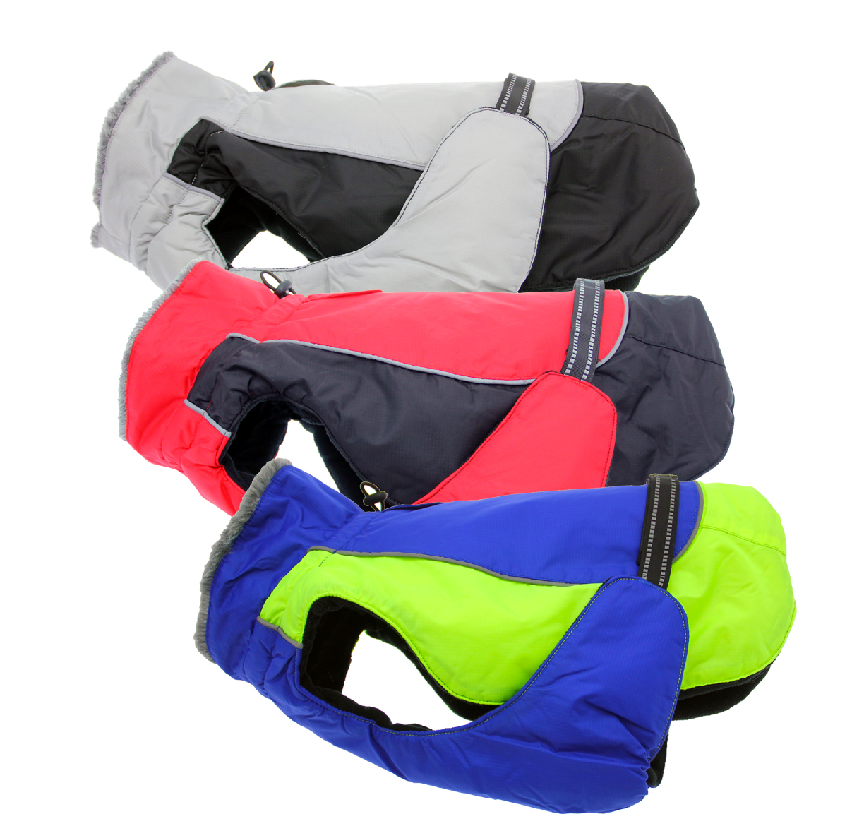 Alpine All-Weather Dog Coats   Solids